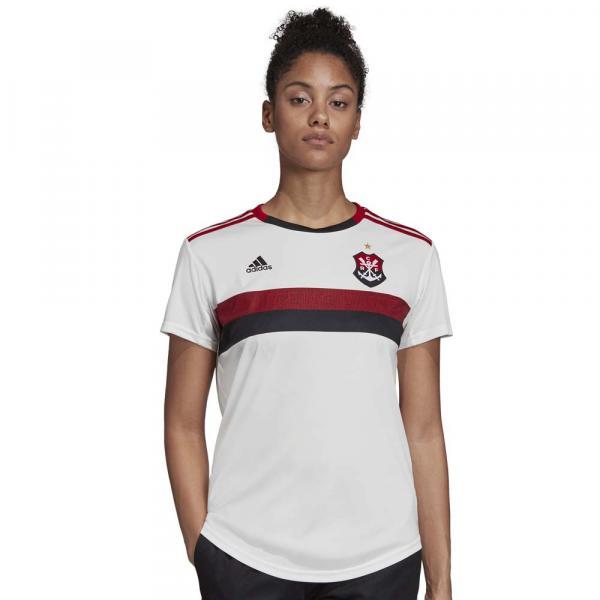 Camisa Flamengo Feminina Jogo 2 Adidas 2019