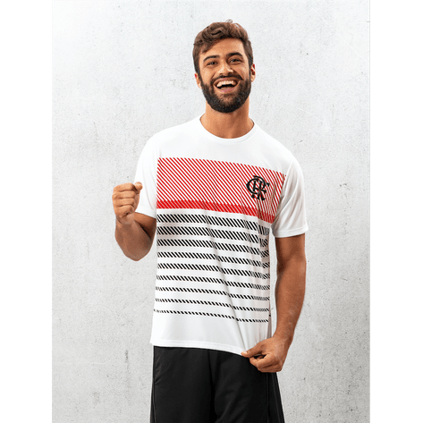 Camisa Flamengo Graphic Braziline P