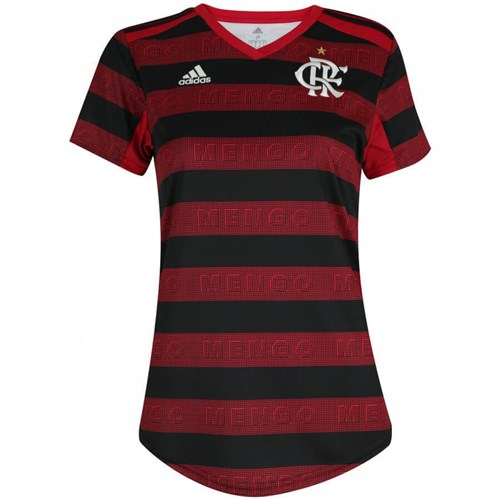 Camisa Flamengo I 2019 - Feminina (P)