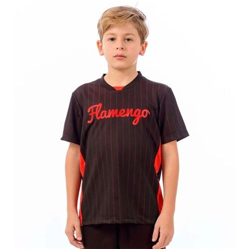 Tudo sobre 'Camisa Flamengo Infantil Custom P'