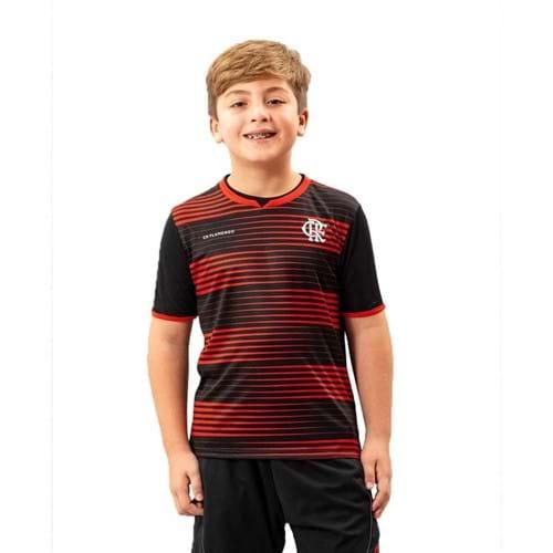 Camisa Flamengo Infantil Ray Braziline P