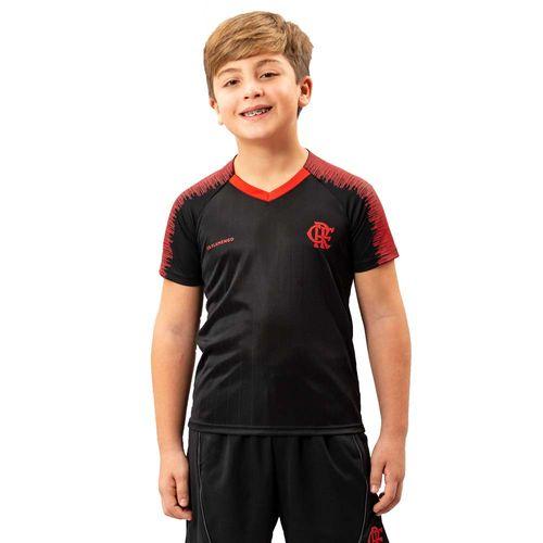 Camisa Flamengo Infantil Really Braziline P