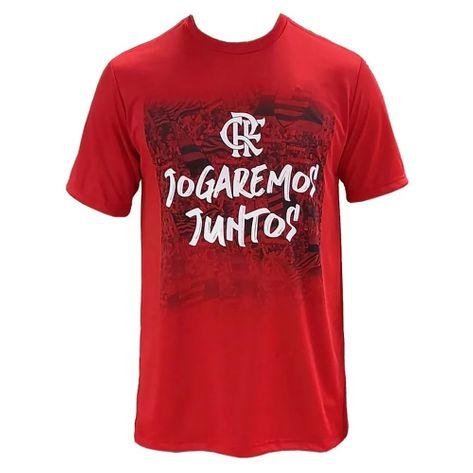 Camisa Flamengo Juntos Braziline P
