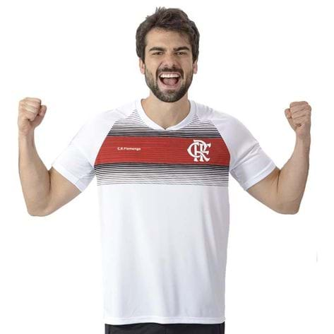 Camisa Flamengo Legend Braziline P