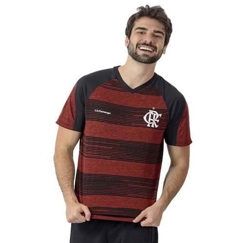Camisa Flamengo Motion Braziline P
