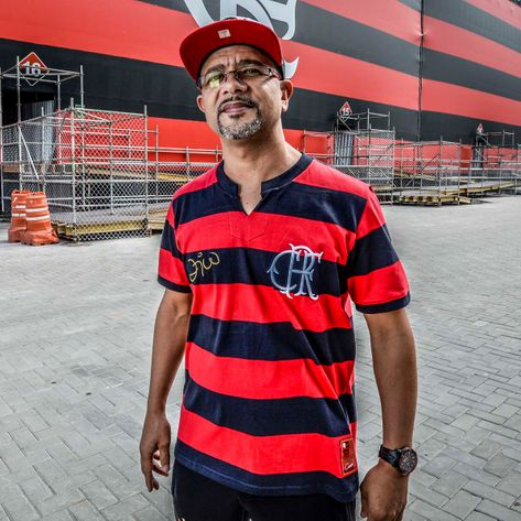 Camisa Flamengo Tri Zico Braziline P