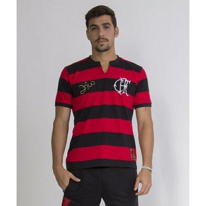 Camisa Flamengo Tri Zico