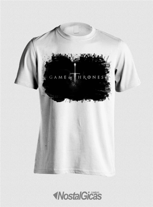 Camisa Game Of Thrones (Masculino, PP)