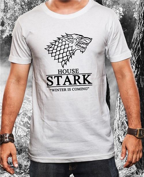 Camisa - Game Of Thrones / Stark Lobo