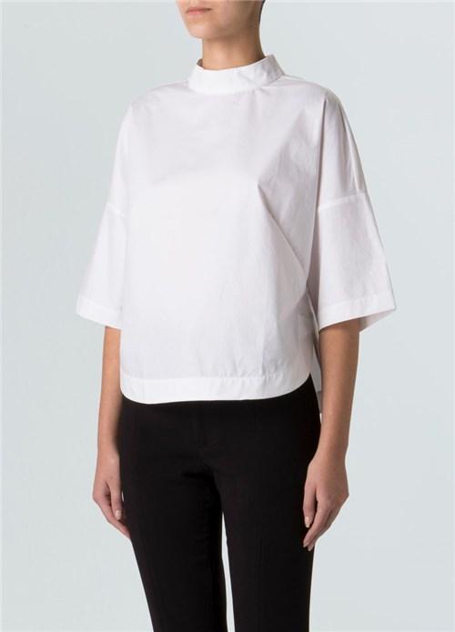 Tudo sobre 'Camisa Gola Alta Camisa Mc Gola Alta-Branco - P'