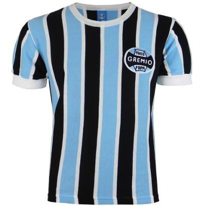 Camisa Grêmio Retrô N° 3 Masculina