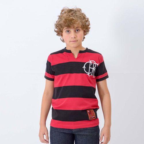 Camisa Infantil Flamengo Fla Tri