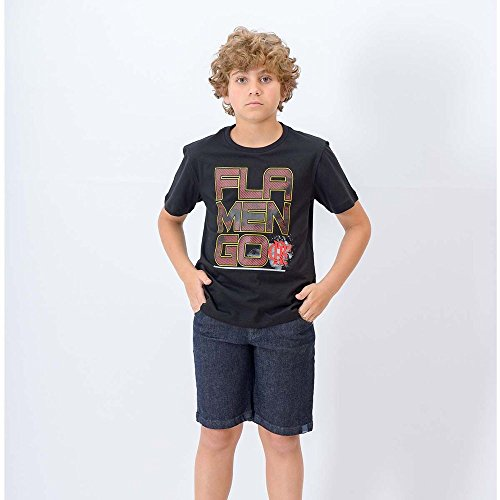 Camisa Infantil Flamengo Sigma Braziline P