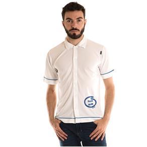Camisa Manga Curta - 9592 - BRANCO - G