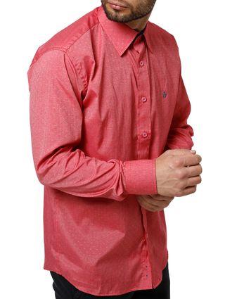 Tudo sobre 'Camisa Manga Longa Masculina Rosa'