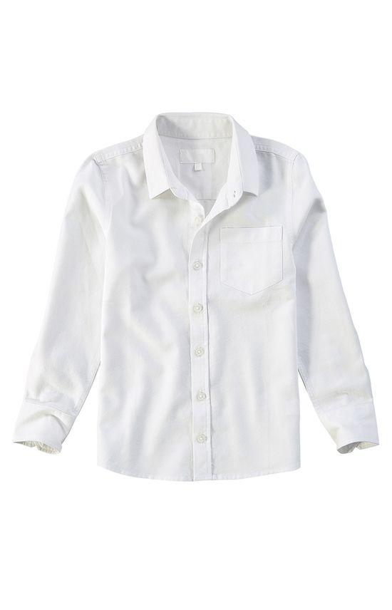 Tudo sobre 'Camisa Masculina Infantil Malwee Kids Branco - 6'