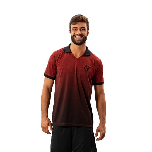 Camisa Polo Flamengo Halo Braziline P