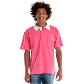 Camisa Polo Manga Curta 34802 - BRANCO - M