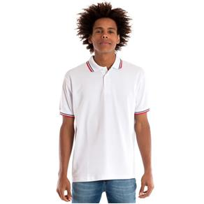 Camisa Polo Manga Curta 34810 - 34810 - BRANCO - GG