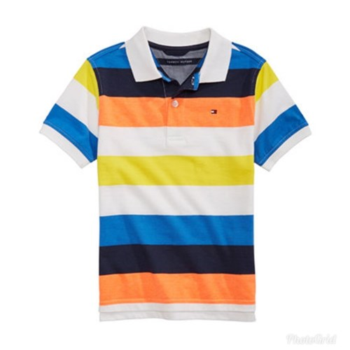 Tudo sobre 'Camisa Polo Tommy Hilfiger (18M)'