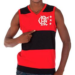 Camisa Regata Braziline Masculina Flamengo Libertadores CRF