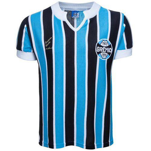 Camisa Retrô Grêmio 1977 Masculina