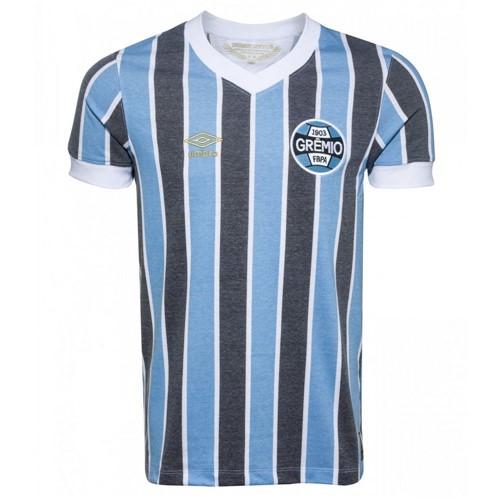Tudo sobre 'Camisa Umbro Grêmio Retrô 1983 606362'