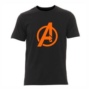 Camiseta Avengers os Vingadores Masculina - PRETO - G