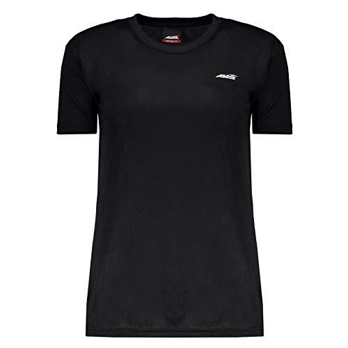 Camiseta Avia Marie Feminina - Preto - G