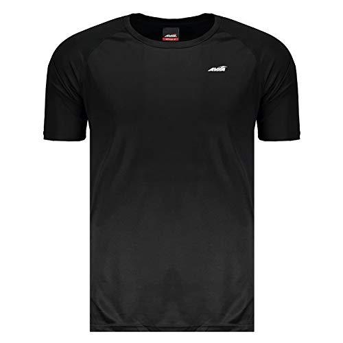 Camiseta Avia Pressure Masculina - Preto - G