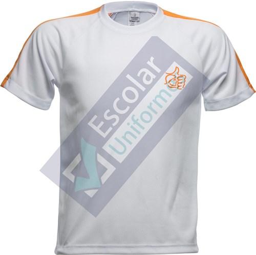 Camiseta Branca Manga Curta (PA)