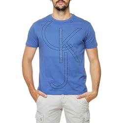 Camiseta Calvin Klein Jeans Relevo CKJ