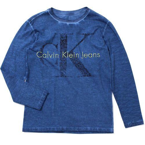 Camiseta Ckj Lm Esponjado Calvin Klein