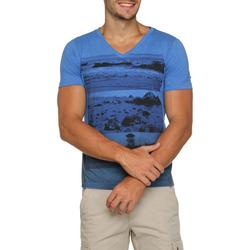 Camiseta Colcci Paisagem