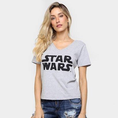 Camiseta Disney Star Wars Gola V
