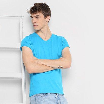 Camiseta Drezzup Gola V Masculina