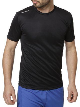 Camiseta Esportiva Masculina Penalty Preto