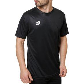 Camiseta Esportiva Masculina Preto M