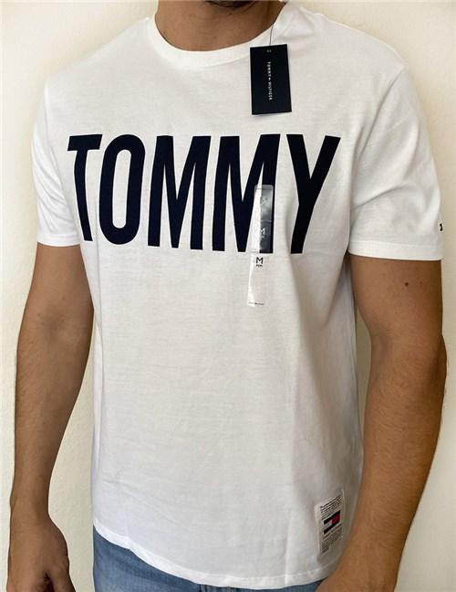 Camiseta Estampada Tommy Hilfiger #9 (P)