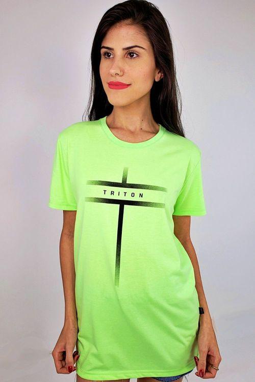 Tudo sobre 'Camiseta Estampada Triton - M'