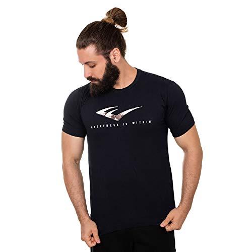 Camiseta Everlast e Textura-gg-azul-marinho