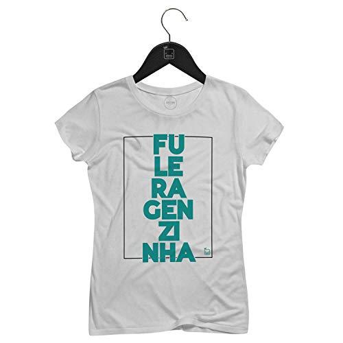 Camiseta Feminina Fuleragenzinha   Branca - P
