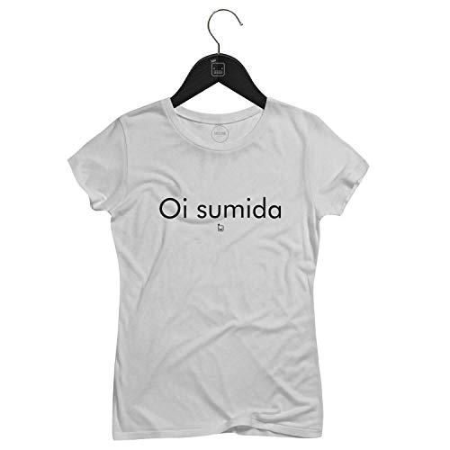 Camiseta Feminina Oi Sumida   Branca - P