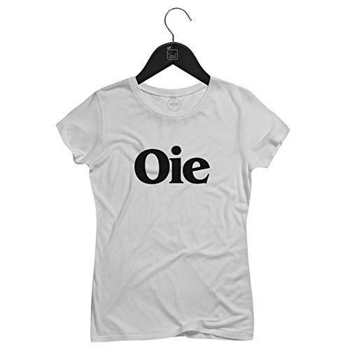 Camiseta Feminina Oie   Branca - P