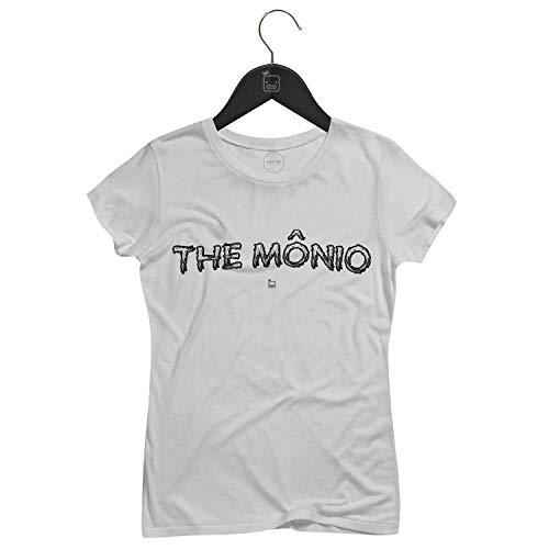 Camiseta Feminina The Mônio   Branca - P