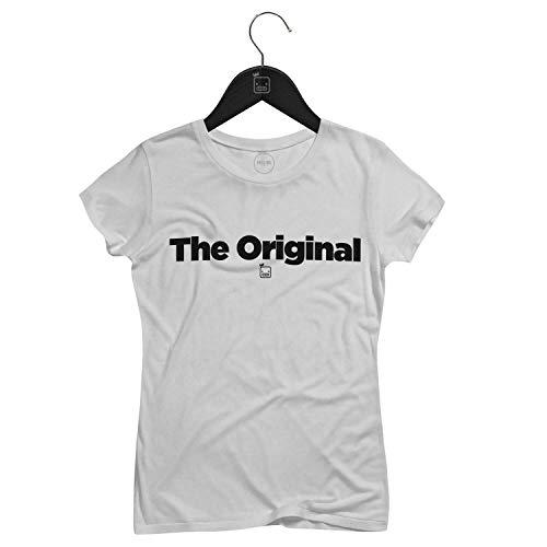 Camiseta Feminina The Original   Branca - P