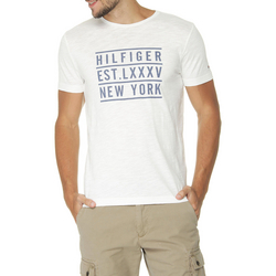 Camiseta Flamê Tommy Hilfiger Johny