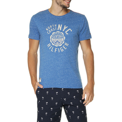 Camiseta Flamê Tommy Hilfiger Shea