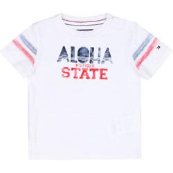 Camiseta Flamê Tommy Hilfiger State