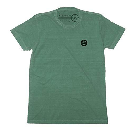 Camiseta Gola C Básica - G PRETO